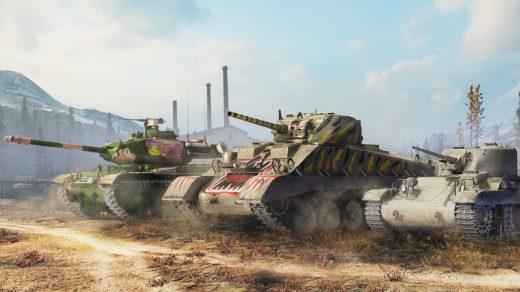 World Of Tanks Console se llena de novedades en Mayo