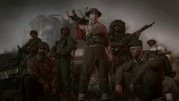 Los detalles del trailer Call of Duty WWII multijugador beta privada