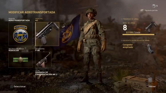 Impresiones de Call of Duty WWII Beta en PS4