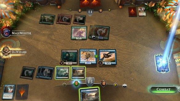Magic The Gathering Arena es la nueva apuesta digital de Wizard Of The Coast