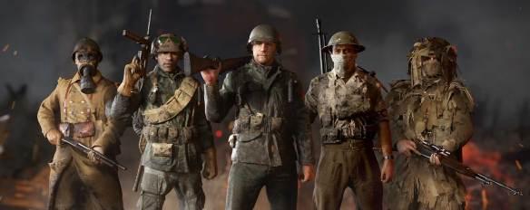Call Of Duty WWII llega con muchas esperezas depositadas