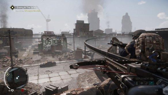 Homefront The Revolution busca su redención en Xbox One X