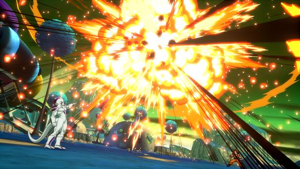 Dragon Ball FighterZ Impresiones de la beta en PS4