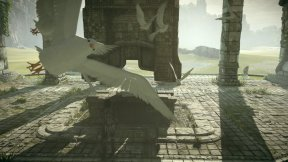Photobomb en Shadow of the Colossus Remake
