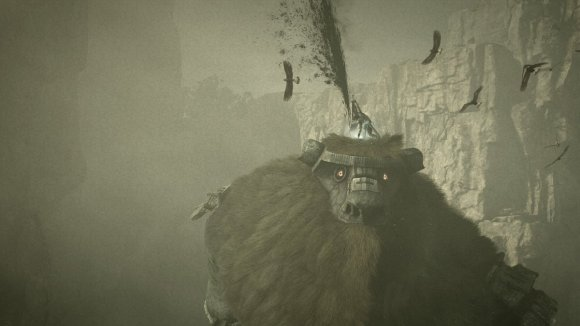 Shadow of the Colossus PS4 3