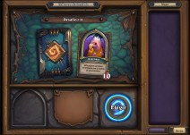 HearthStone El Bosque Embrujado Monster_Hunt_ES_png_jpgcopy