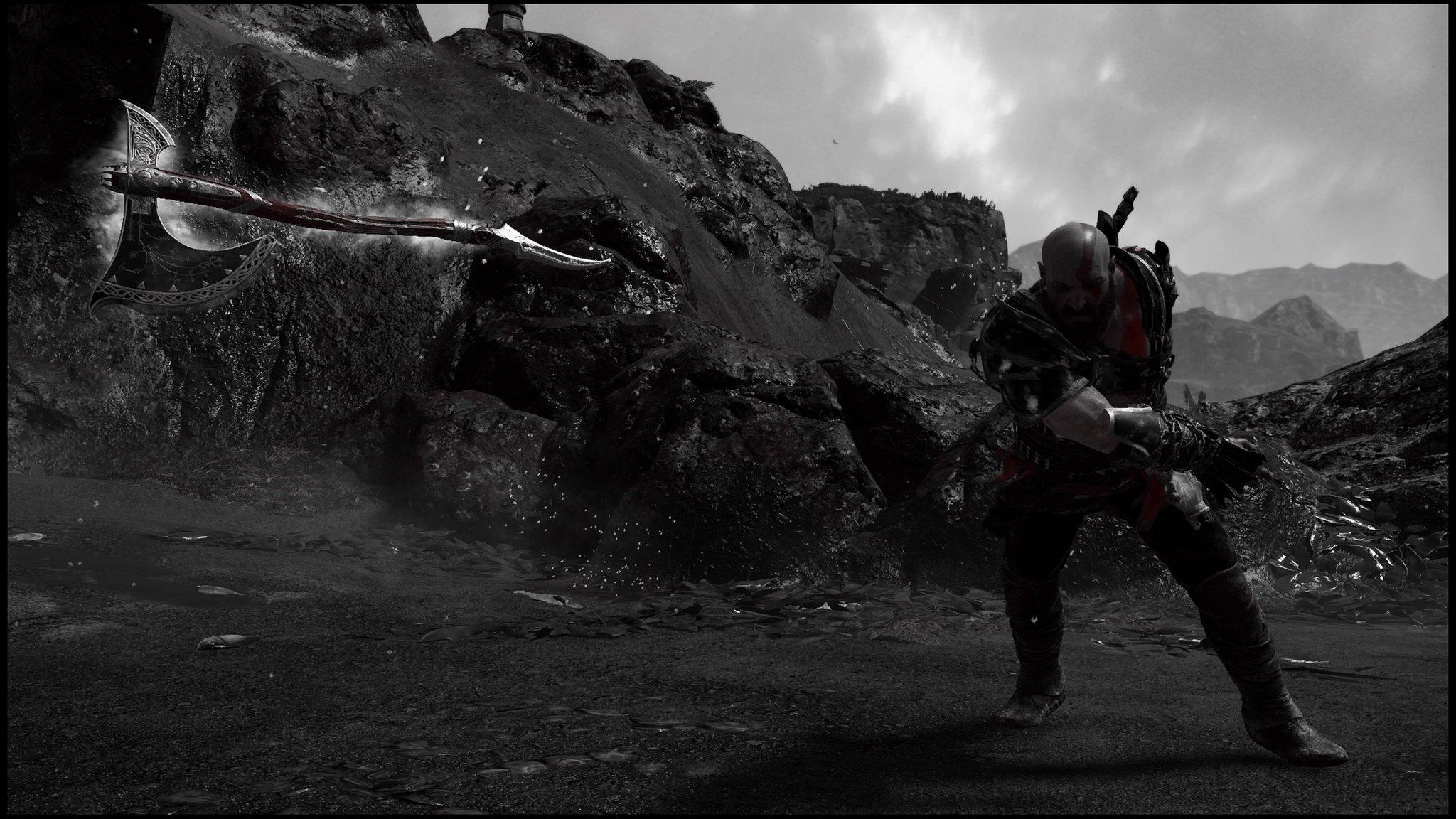 Candidato a GOTY 2018: God of War