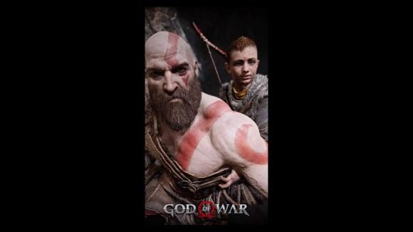 Modo foto God of War