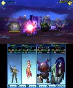 Análisis Shin Megami Tensei: Strange Journey Redux en 3DS
