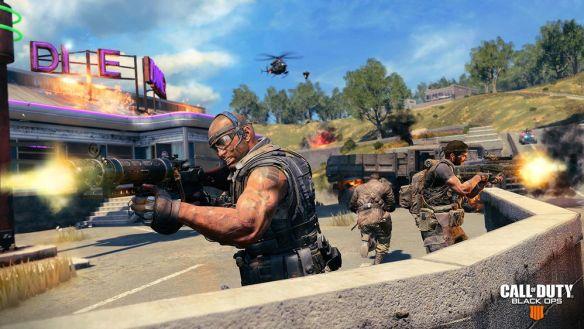 Blackout estrena el BattleRoyal en Call Of duty Black Ops 4 con su beta