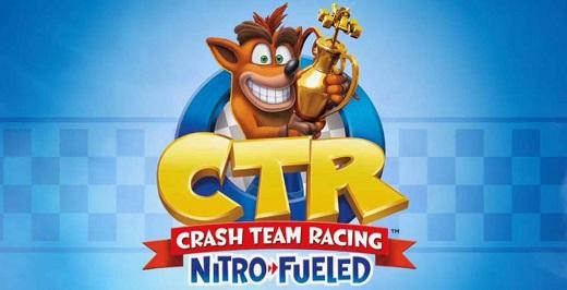 #TGA2018 - Crash Team Racing Nitro-Fueled anunciado, llegará en verano de 2019