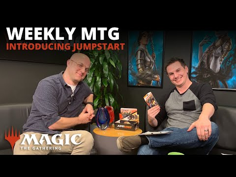 Weekly MTG con Mark Heggen