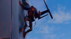 spidey helicóptero móvil
