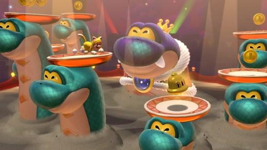 Serpientes Mario 3D World