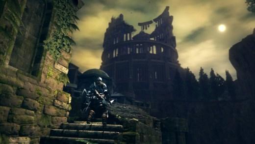 Dark Souls se ve precioso en el remaster