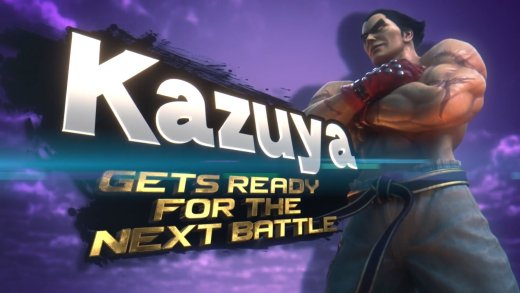 Kazuya en el Smash