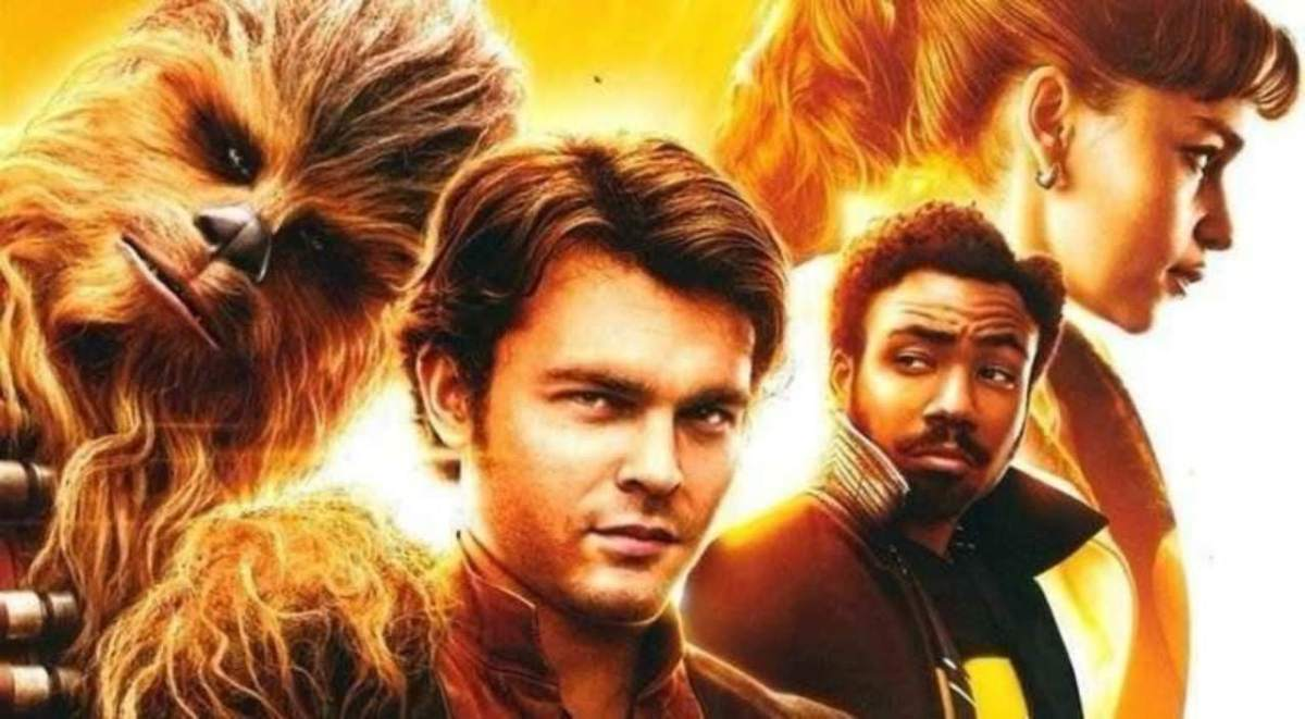 Solo: A Star Wars Story (2018)見て来ました。