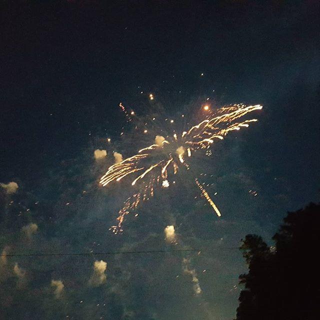 今年の夏は素敵な花火がたくさん見れました。#fireworks #color #shape #summer #festival