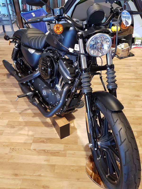 Harley-Davidson Iida(ハーレーダビッドソン飯田), akihikogoto.com