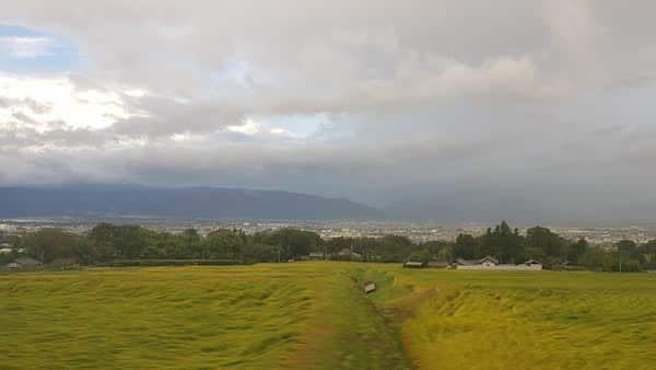 朝焼け、松本までドライブ(Matsumoto trip part1), akihikogoto.com