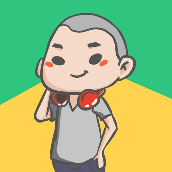 akihiko goto profile image, mini me.