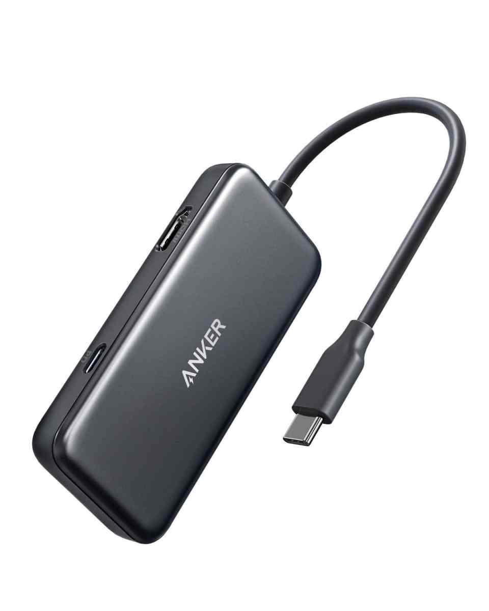 Anker、「Anker 3-in-1 プレミアム USB-Cハブ」を発売