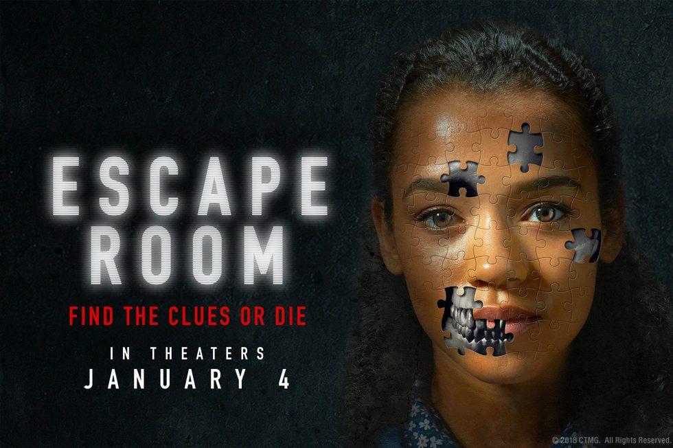 Escape Room (2019)見て来ました