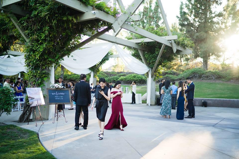 Coyote Hills Golf Course Wedding Venue