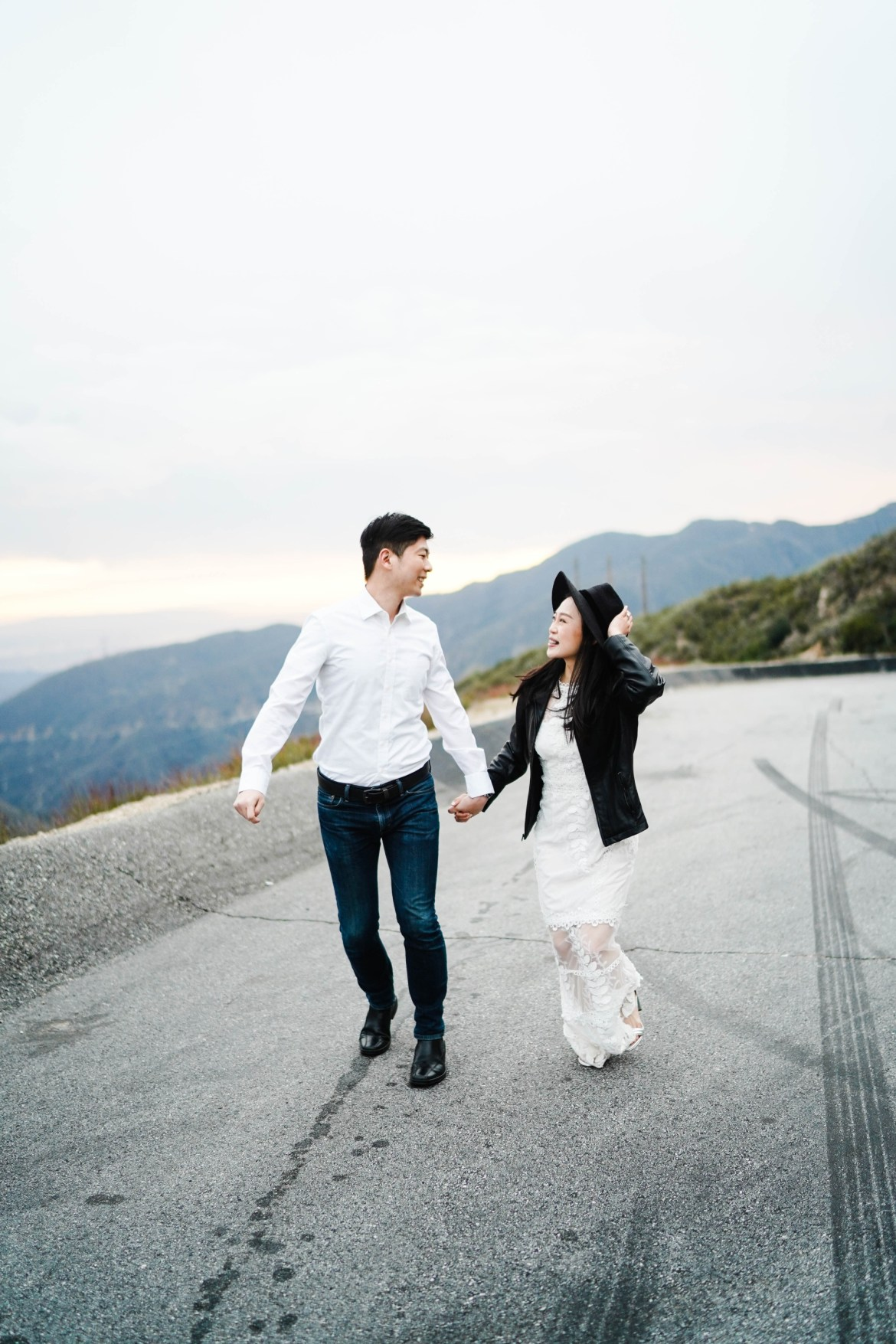Angeles Crest Engagement Gill Lewis 40
