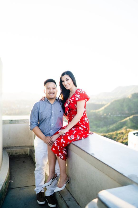 Griffith Observatory Engagement 15