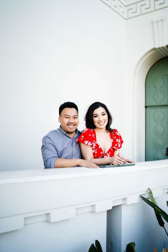Griffith Observatory Engagement 8