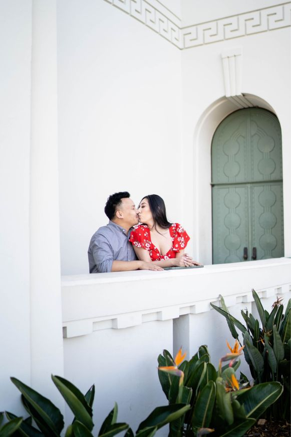 Griffith Observatory Engagement 9