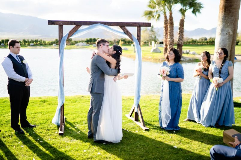 Socal Desert Wedding 16