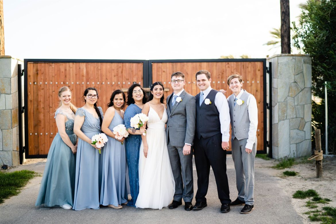 Socal Desert Wedding 29