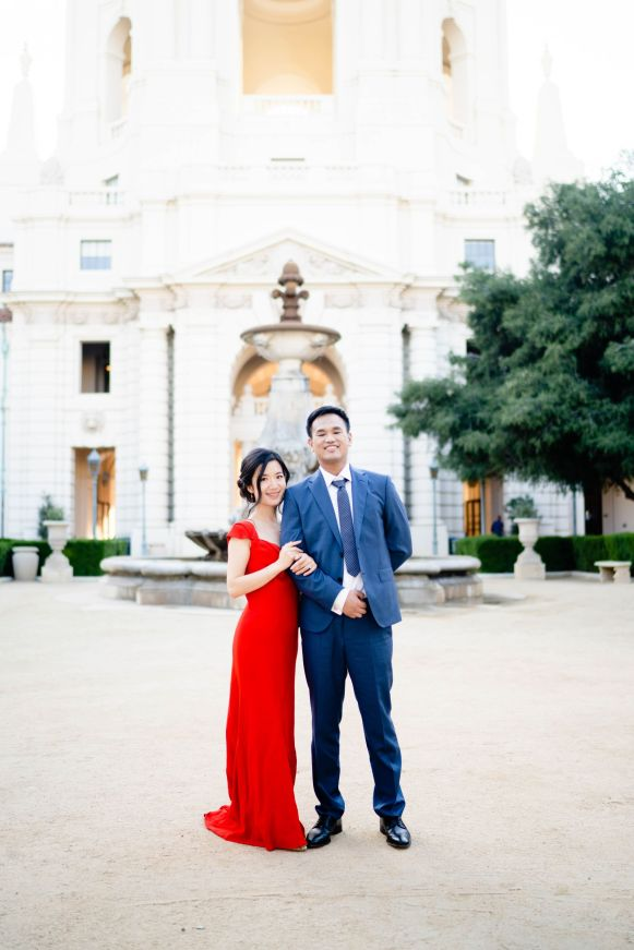 Pasadena City Hall Engagement 16