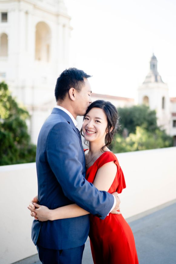 Pasadena City Hall Engagement 5