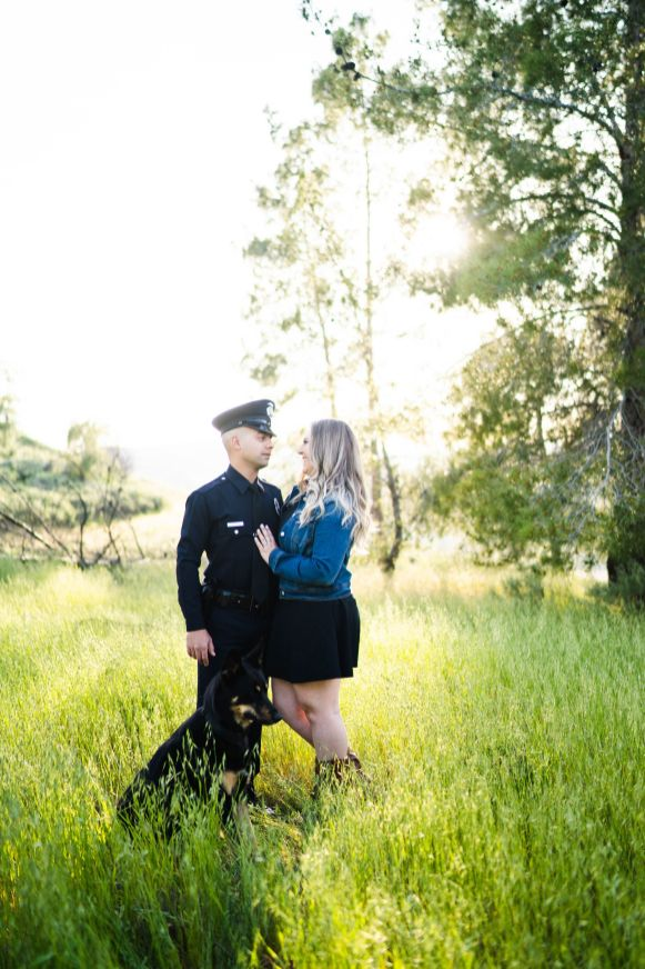 Castaic Lake Engagement
