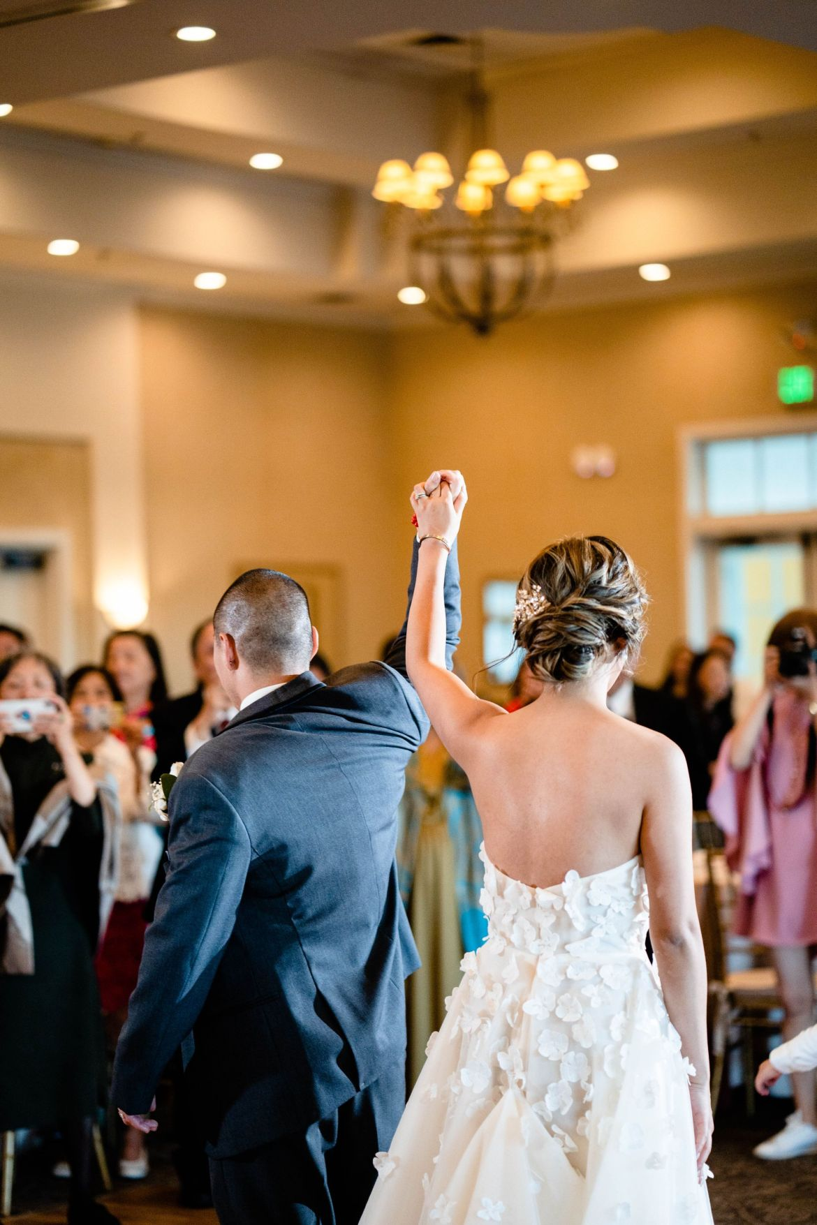 First Dance Bow