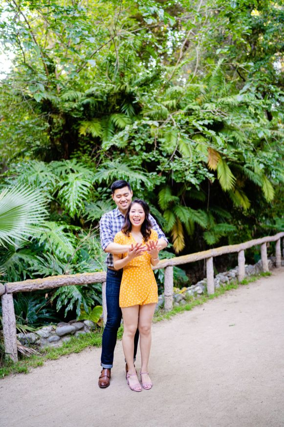 LA botanical garden 1