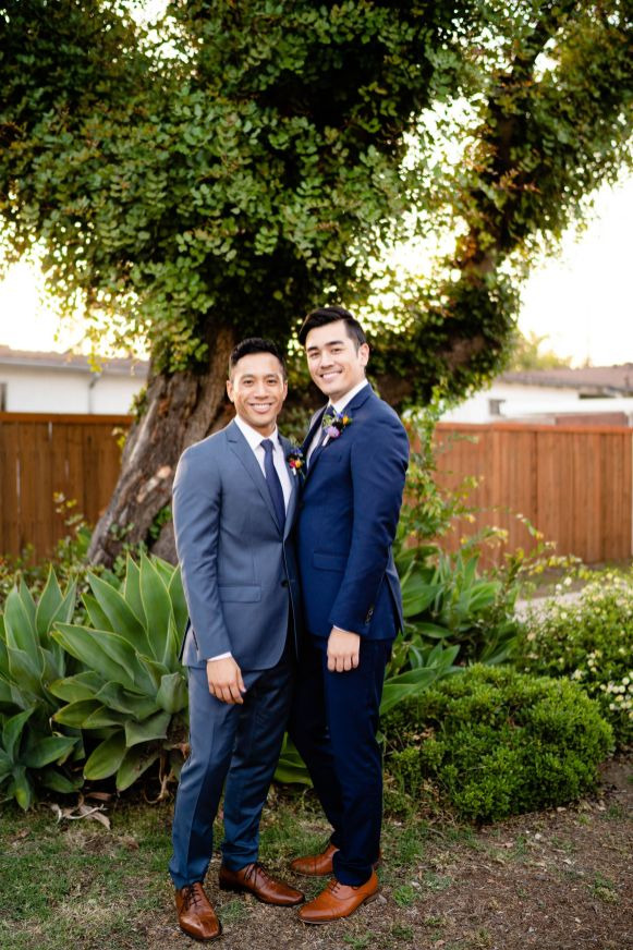 gay couple engagement