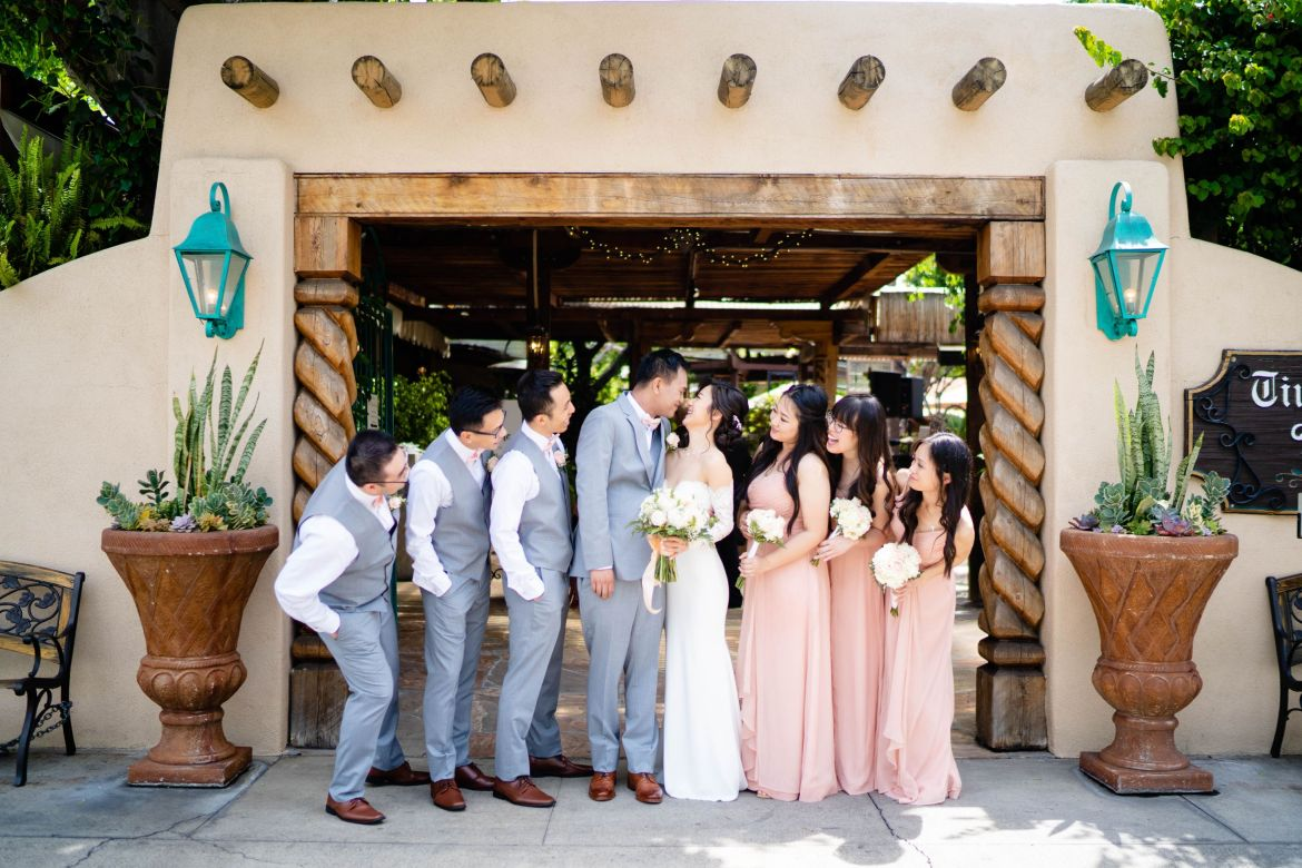 photo hacienda wedding
