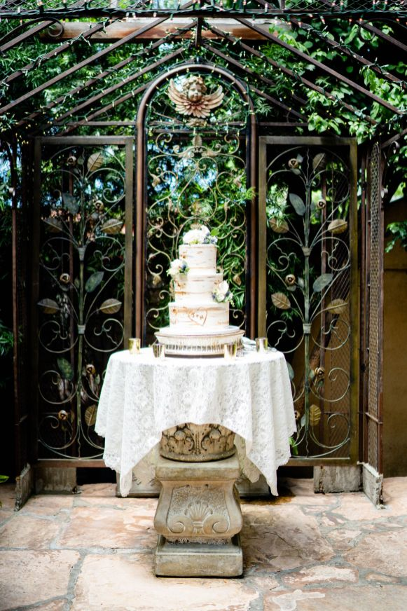 wedding cake orange county