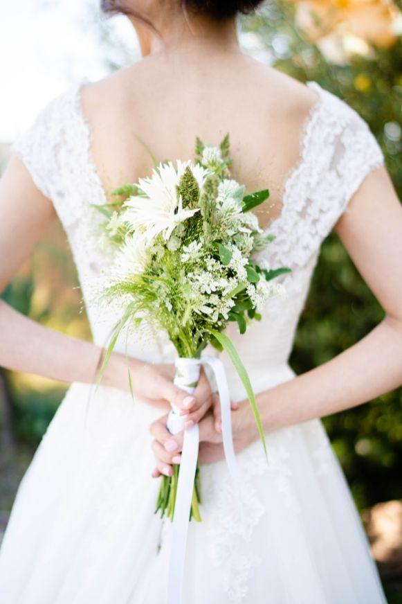 pul flower la garden wedding