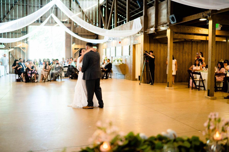 LA wedding barn