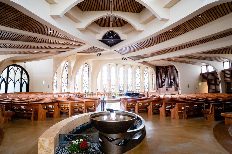 Palos Verdes Church Wedding