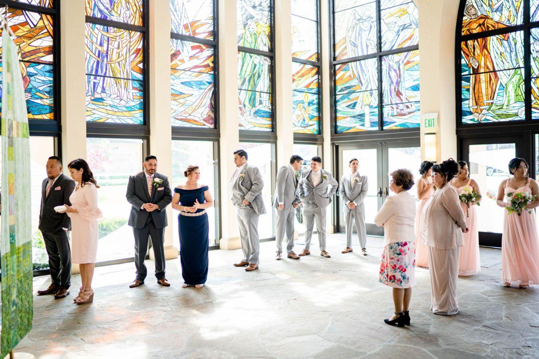 catholic. wedding palos verdes