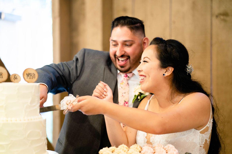 first bite wedding