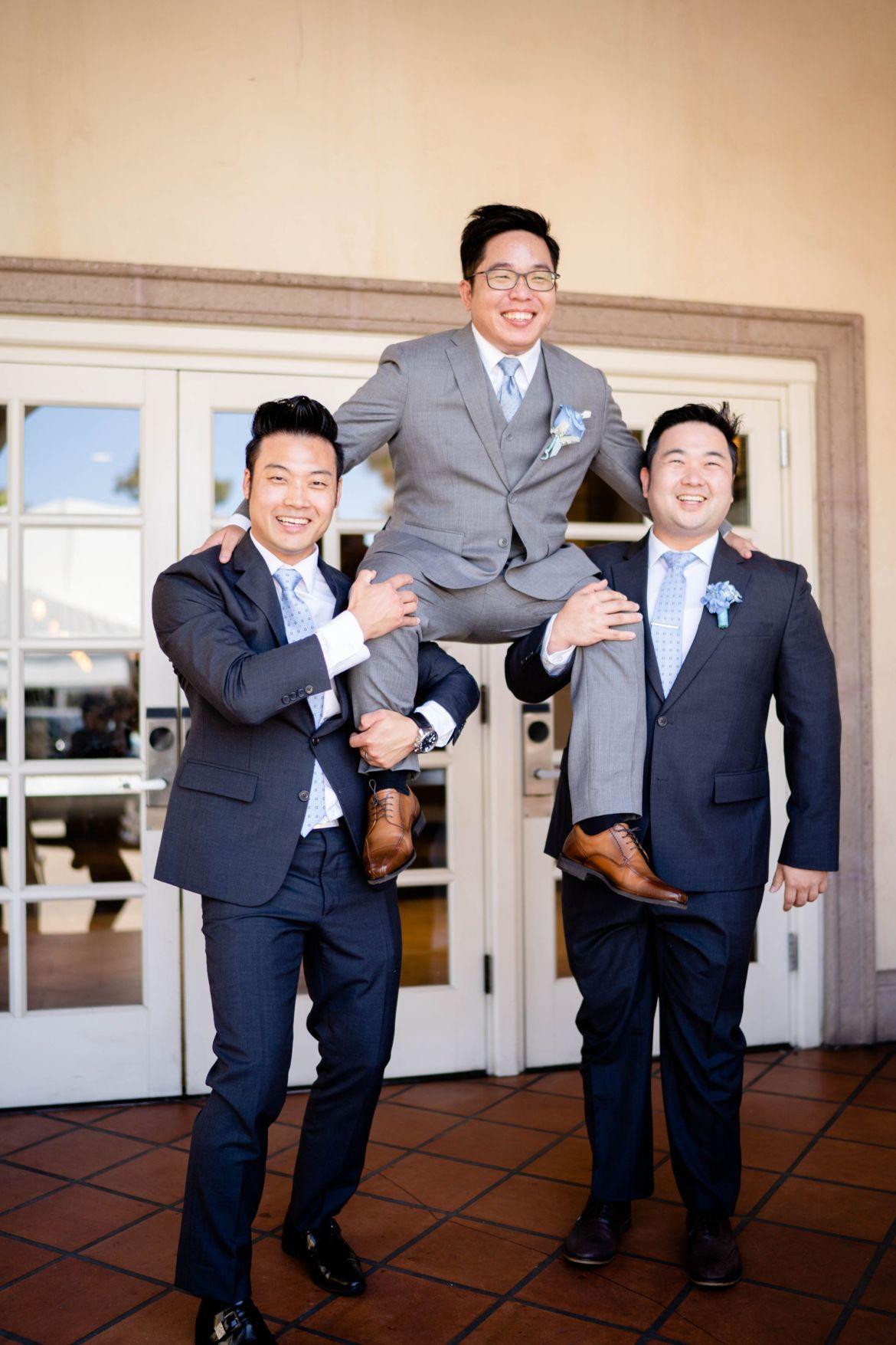 groomsmen idea