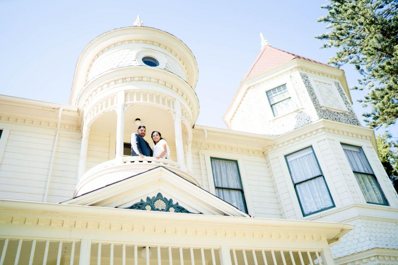 historical house weddings