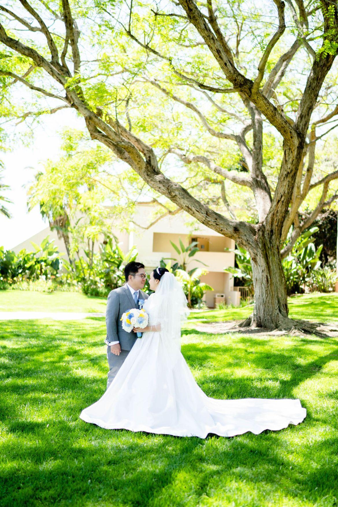 san diego hilton resort wedding